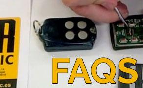 Consulta nuestras FAQS