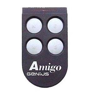 Mando GENIUS - JA334 GREY