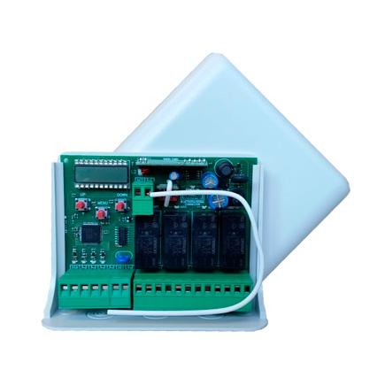 Receptor de 4 canales digital-0