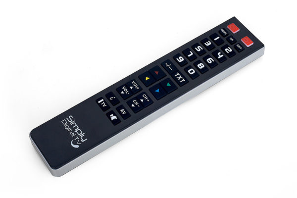Mando Simply Digital TV 2 in 1